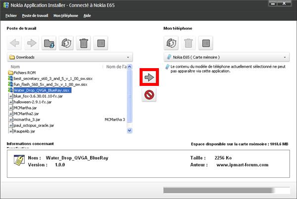 Changer un th me sur symbian notre tutoriel - Transferer office 2010 sur un autre pc ...