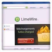 LimeWire interompu