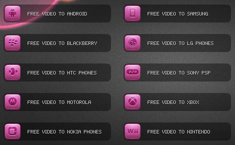 FreeStudio convertit les vidéos pour les mobiles