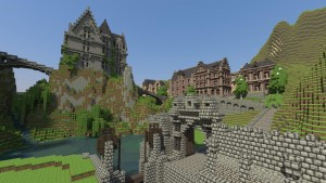 Minecraft Pocket Edition débarque sur l'Android Market