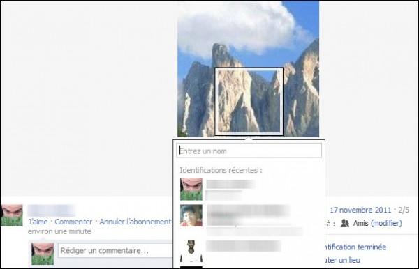 Facebook: Comment personnaliser les 5 petites photos de son profil