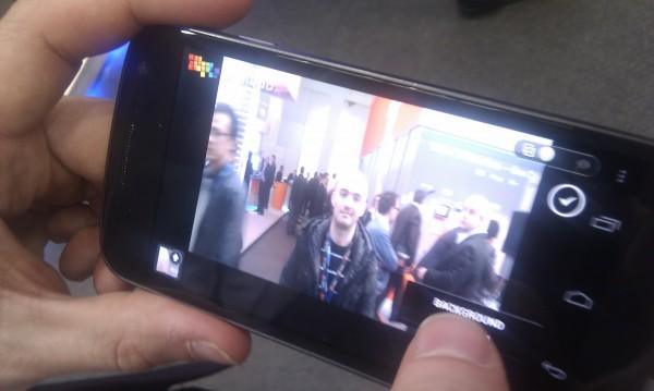 Mobile World Congress 2012: Nous avons testé Scalado Remove!