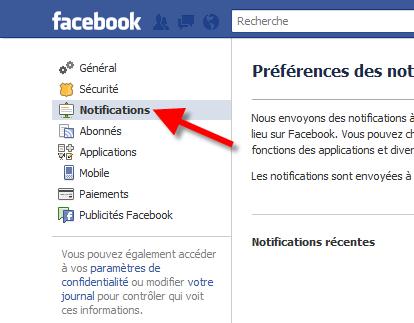 envoyer pdf dans un message facebook
