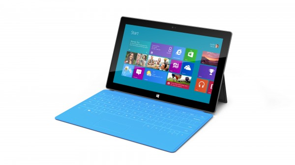 Microsoft Surface : 5 applications métro indispensables pour la nouvelle tablette