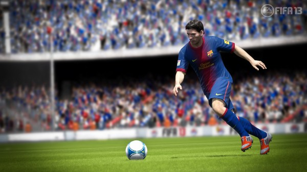 Gamescom 2012 : FIFA 13, toutes les nouveautés !