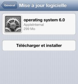 iOS 6 Bêta 2