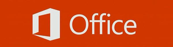 Logo d'Office 2013