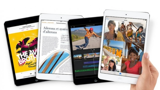 iPAd Air – iPad Mini
