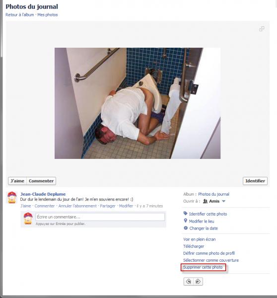 Facebook comment effacer ses donn es compromettantes - Comment nettoyer ses ecouteurs ...