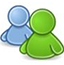 Logo du logiciel Emesene Messenger