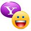 Logo de Yahoo Messenger!