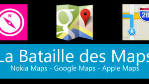 7 alternatives à Google Maps sur Android
