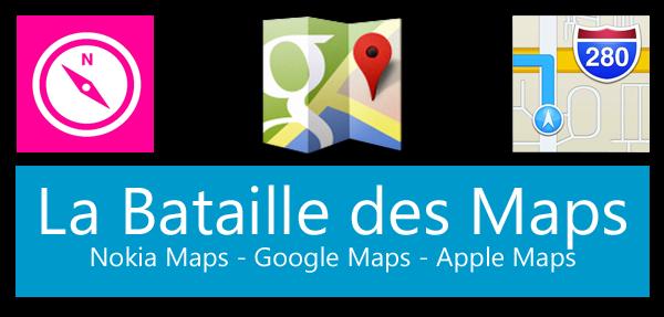 7 alternatives à Google Maps sur Android