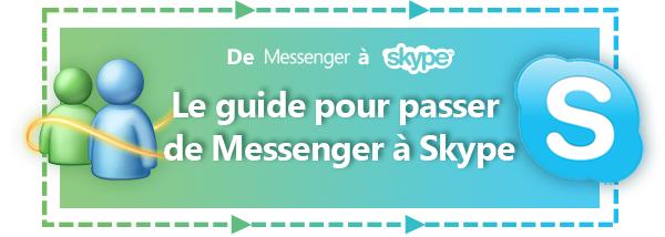 De MSN à Skype, le guide complet