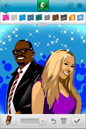 Mariah Carey en Draw Something 2