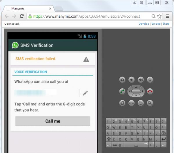 Site de rencontre avec whatsapp
