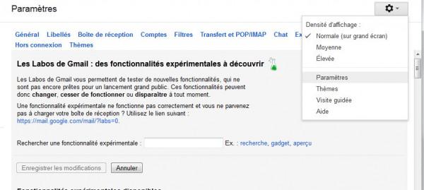 Labos Gmail
