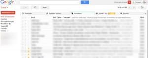 Nouveau Gmail: comment activer la nouvelle interface?