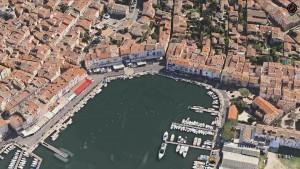 Après Paris, découvrez Saint-Tropez en 3D avec l'application Plans pour iPad et iPhone