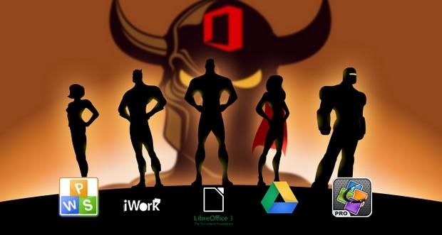 Microsoft Office: 7 alternatives à Excel, Word, Powerpoint pour PC, Mac et mobile