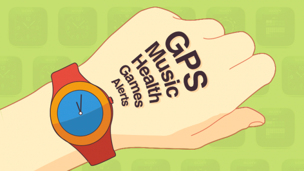 Apple iWatch, Google SmartWatch... À quoi diable peut servir une montre intelligente?