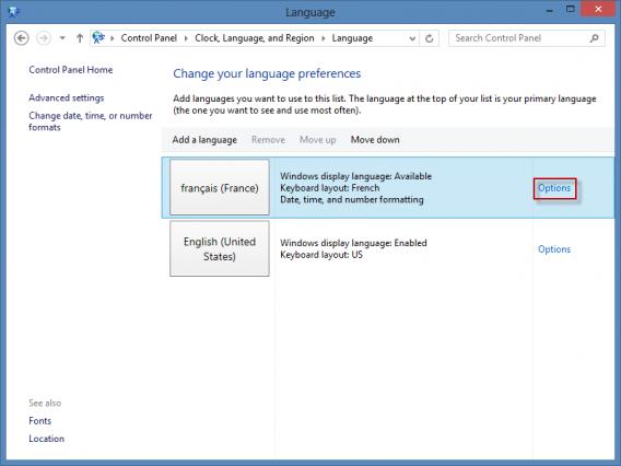 redémarrer ordinateur Windows 8