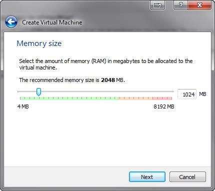 Quantité de RAM