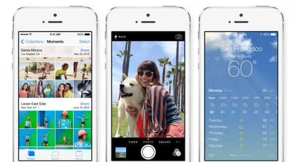 Meteo iOS 7