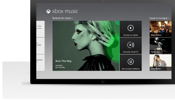 Microsoft XBox Music: une version web pour la semaine prochaine?