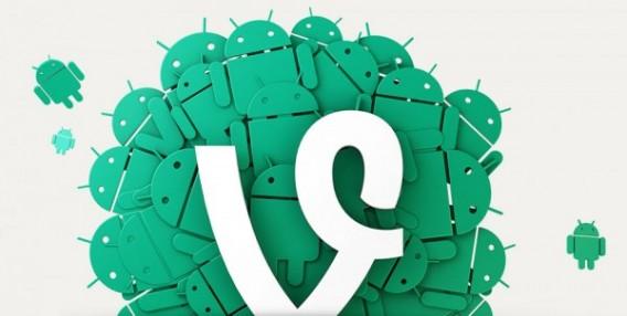Vine pour Android reçoit sa mise à jour