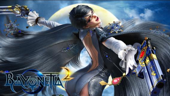 e3 2013 Bayonetta 2 Wii U