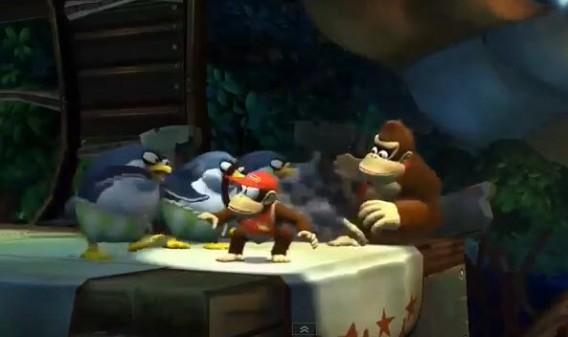 e3 2013 Donkey Kong Country Breeze Wii U