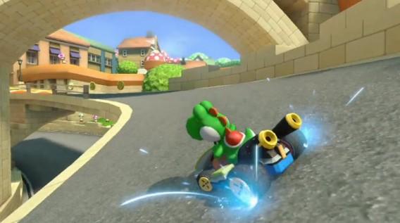 e3 2013 Mario Kart Wii U