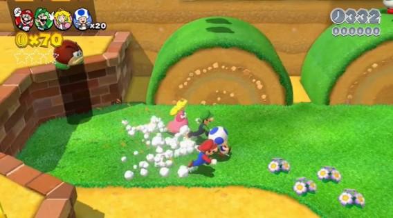 e3 2013 Mario Wii U