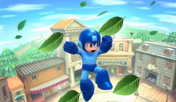 e3 2013 super smash bros megaman Wii U