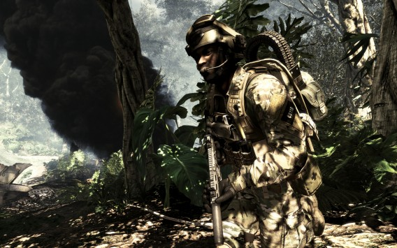 Call of Duty Ghosts Sortie