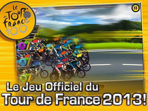 Jeu Tour de France 2013 Android iPhone iPad iOS