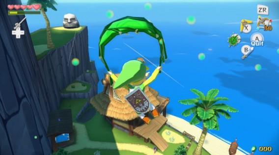 e3 2013 Zelda Wii U