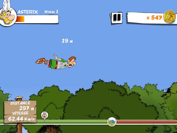Jeu Astérix Mégabaffe pour iPhone, Ipad et Android