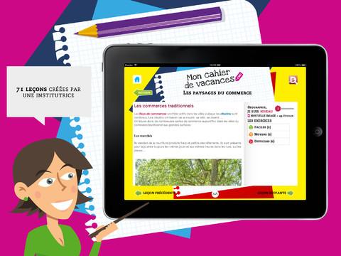 Cahier de vacances CM1 Digischool