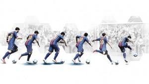 FIFA 14: Lionel Messi meilleur que Cristiano Ronaldo selon EA