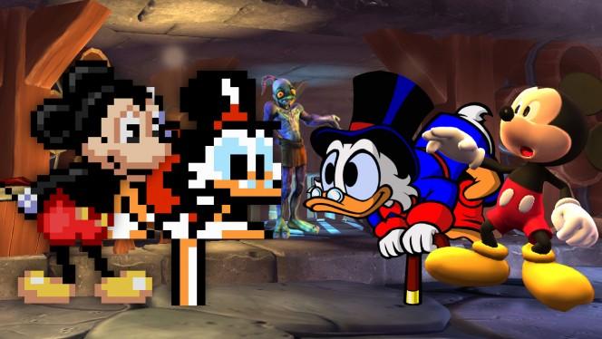 Vidéo: 7 jeux cultes de notre enfance ressuscités en 2013!