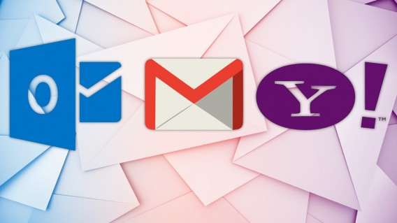 Comparatif gmail outlook.com yahoo!