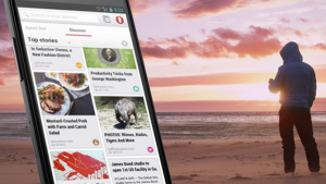 Opera 15 arrive sur Android