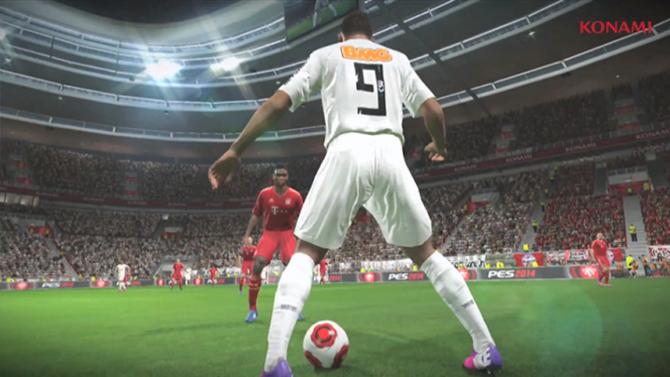 PES 2014 confirme une démo et des surprises pour la Gamescom 2013