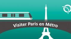 Tourisme: la RATP lance son appli pour visiter Paris en Métro