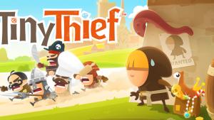 Tiny Thief, le nouveau jeu Android et iPhone des créateurs d'Angry Birds, maintenant disponible