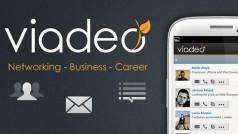 Viadeo débarque sur iPad