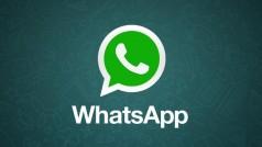 WhatsApp pour Windows Phone 8 reçoit une importante mise à jour