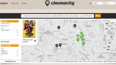Cinemacity, une application pour découvrir les scènes tournées à Paris
